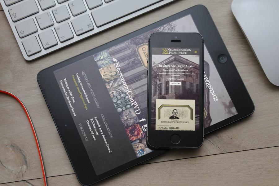 necronomicon-mockup-iPad-and-iPhone-5